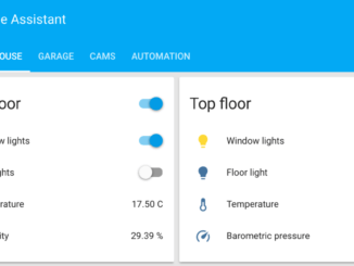 Home Assistant - Home Automation
