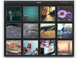 Lychee - A great looking and easy-to-use photo-management-system