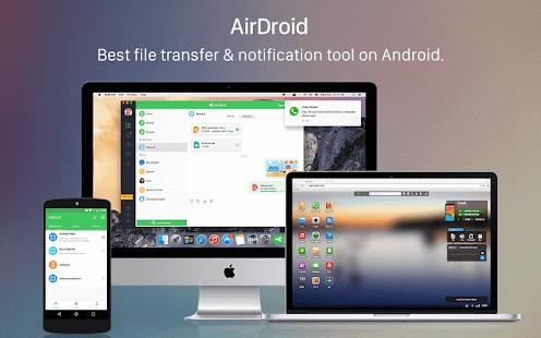 AirDroid - שלוט באנדרואיד שלך מרחוק