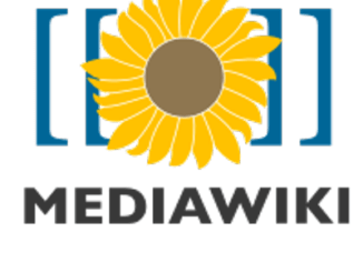MediaWiki Logo - techblog.co.il