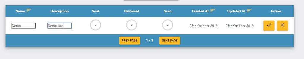 WhatsMany - Create Workbook