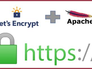 Setup Let's Encrypt With Apache on Ubuntu