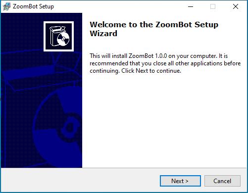 ZoomBot Setup - Techblog.co.il